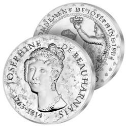 10€ Argent Joséphine de Beauharnais