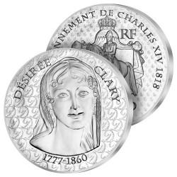 10€ Argent Désirée Clary