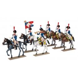 La Garde du Directoire de Napoléon Bonaparte