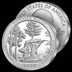 Monnaie Géante Michigan
