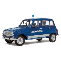 La Fameuse 4L Gendarmerie