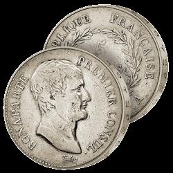 5 Fancs Bonaparte Premier...