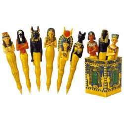 Les 9 du Panthéon Égyptien
