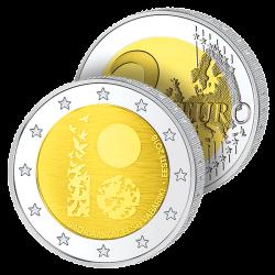 2 Euros Estonie 2018 –...