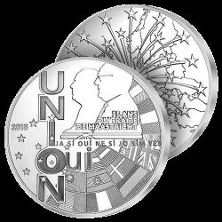 10€ Argent Maastricht