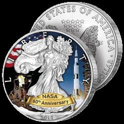 Dollar des Missions Apollo...