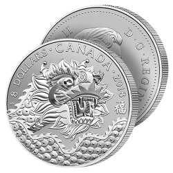 8 Dollars Dragon 2018