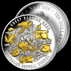 10$ Grande Barrière de Corail