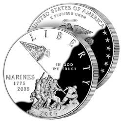 Dollar Argent des Marines