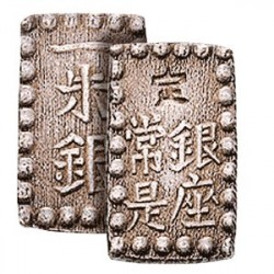 Monnaie-Lingot Argent Samouraï