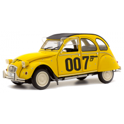 Citroën 2 CV James Bond 007