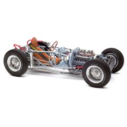 Le Châssis Roulant D50...