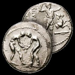 La Première Monnaie...