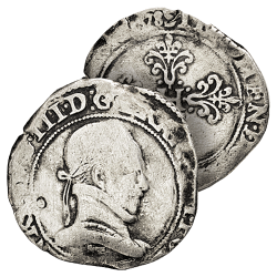 Le Franc Argent d'Henri III