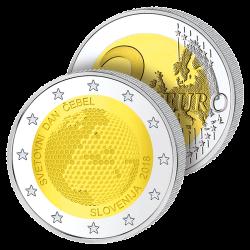 2 Euros Slovénie 2018 –...