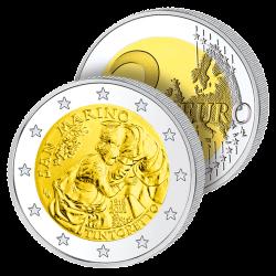 2 Euros Saint-Marin 2018 –...