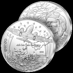 50€ Argent Dakota 2018
