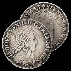 La Monnaie Argent de Louis...