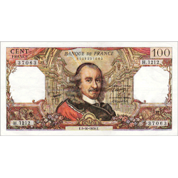 100 Francs Corneille type 1964