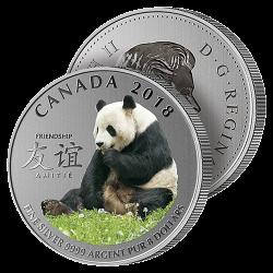 Panda, la Monnaie de l'Amitié