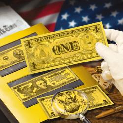 Les US Dollars 24 Carats –...