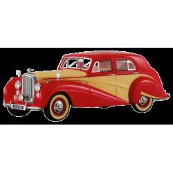 Bentley Countryman Saloon 1956