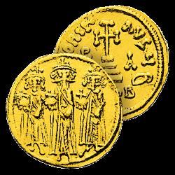 Le Solidus d'Or aux Trois Rois