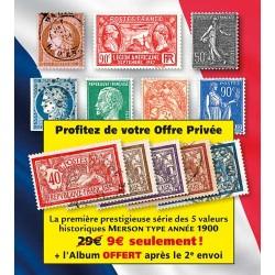 Les Grands Classiques de France - Le premier envoi