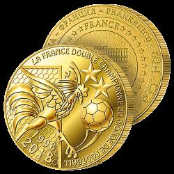 La Médaille de la France...