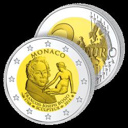 2 Euros Monaco 2018 –...