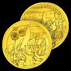50€ Or Pur La Liesse –...