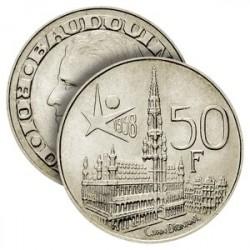 50 Francs Argent 1958