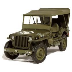 La Jeep Historique des G.I.