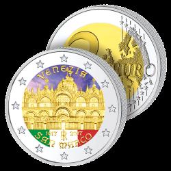 2 Euros Italie 2017 en...