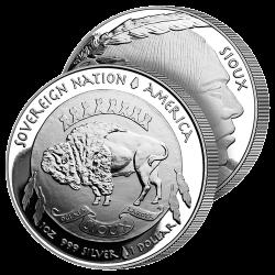 Le Dollar des Sioux