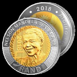 La Monnaie Inédite Mandela...