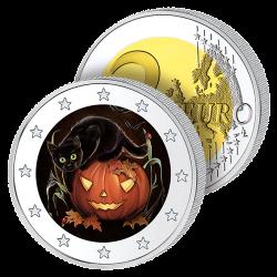 2 €uros Inédite Halloween 2018