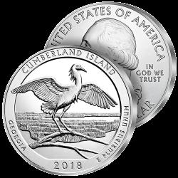 Monnaie Géante Géorgie
