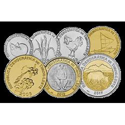 Les 7 Monnaies Timorées