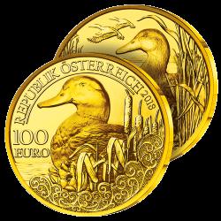 100€ Or Le Canard 2018