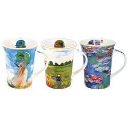 Les 3 Mugs Claude Monet