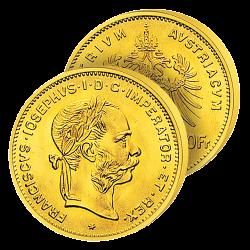 François-Joseph – 10 Francs...
