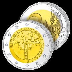 2 Euros Andorre 2018 –...