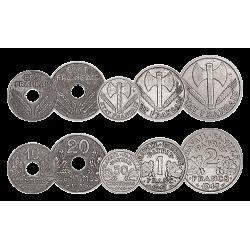 Le Set des Monnaies du...