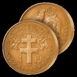 Le Franc Libre 1943