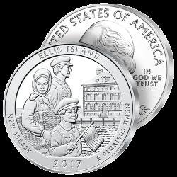 Monnaie Géante New Jersey