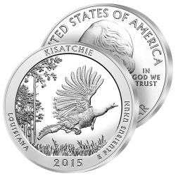 Monnaie Géante Louisiane