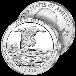 Monnaie Géante Rhode Island