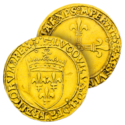 Écu d'Or de Louis XII