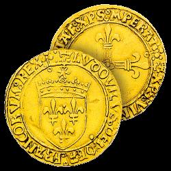 Écu d'Or de Louis XII